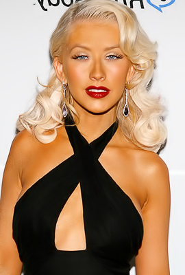 Christina Aguilera is very Desirable